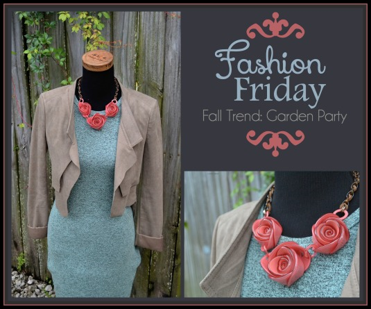 Fashion Friday - Garden Party