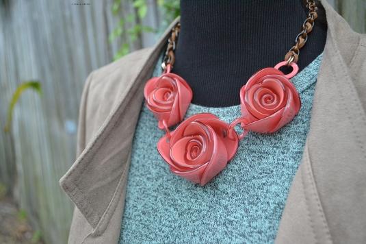 rose fashion close up 1